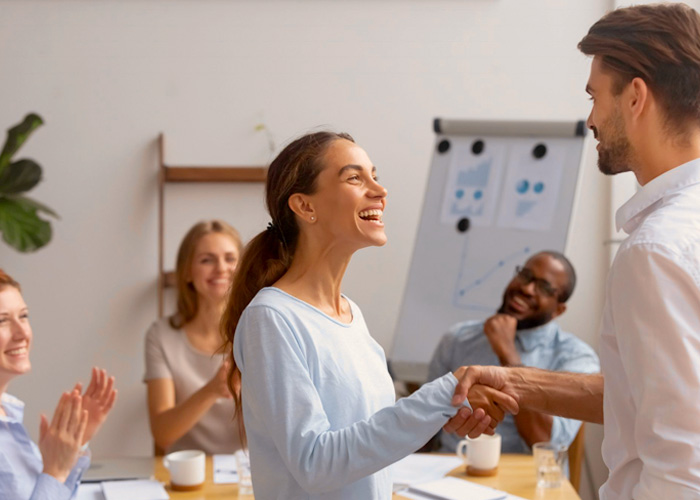 boost confidence at work and with clients